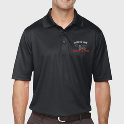 SQ-1 Performance Polo