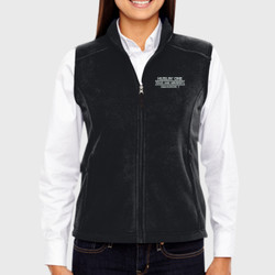 SQ-1 Ladies Fleece Vest
