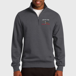 SQ-1 1/4 Zip Sweatshirt