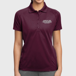 SQ-1 Ladies Dri-Mesh Polo