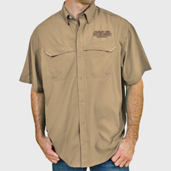 SQ-1 Fishing Shirt