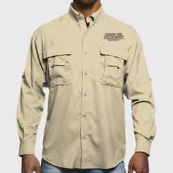 SQ-1 L/S Fishing Shirt