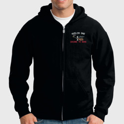 SQ-1 Full-Zip Sweatshirt