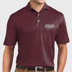 SQ-1 Dri-Mesh Polo